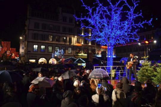 Marché de Noël de Strasbourg: les illuminations et activités prévues