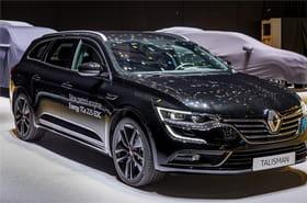 Renault Talisman: une nouvelle version sportive [prix, photos]