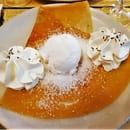 Dessert : Crêperie Chez Jeannine  - Coco j'adoore -   © CJ