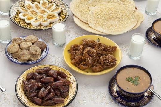 Iftar: la rupture du jeûne a lieu ce soir pour les musulmans