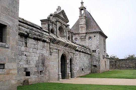 Le château de Kerjean