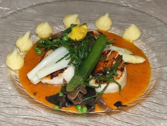 Restaurant Ma Maison  - exemple plat chaud -