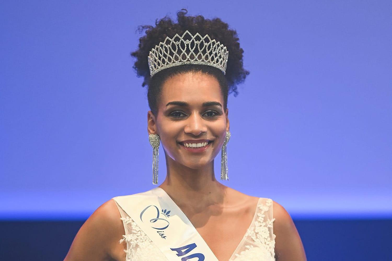 Miss Aquitaine 2021: qui est Ambre Andrieu? Portrait