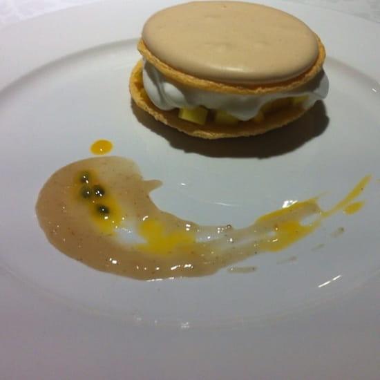 Dessert : La P'tite Eau