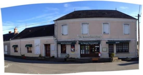 Le Relais Courcellois  - La terrasse -