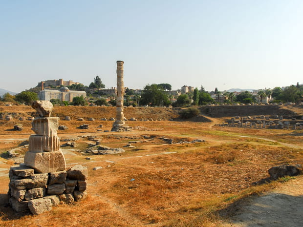 Les images des 7merveilles du monde antique et moderne
