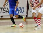 Futsal - Russie / Pologne