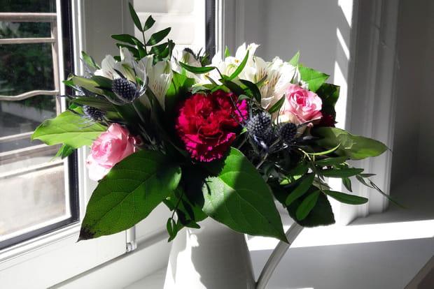 Le bouquet Maman Chérie d'Interflora
