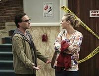 The Big Bang Theory : L'observation du rendez-vous mystère