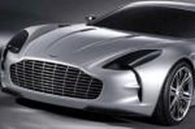 Aston Martin One 77 enfin dévoilée