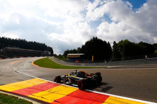 GP de Belgique F1: diffusé en clair! les horaires et chaînes TV