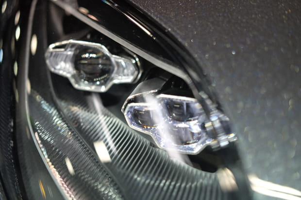Des feux à LED qui prennent des airs de bijoux