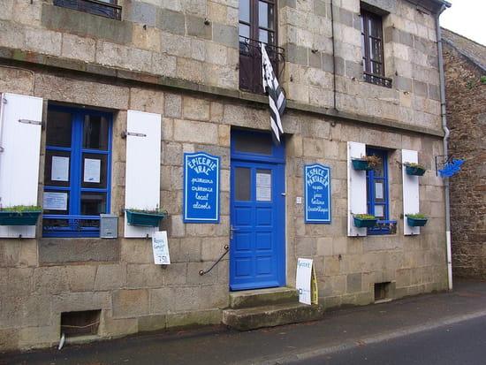 Restaurant : L'Epicerie à la Fenêtre  - facade -   © non