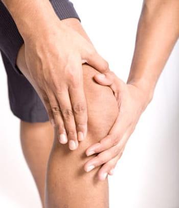 la douleur liée à une rupture des ligaments croisés est beaucoup plus violente