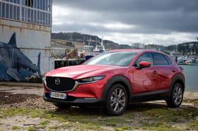 Essai du Mazda CX-30: le futur best-seller du constructeur nippon?