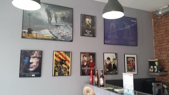 Manhattan Café  - Notre mur de séries US -