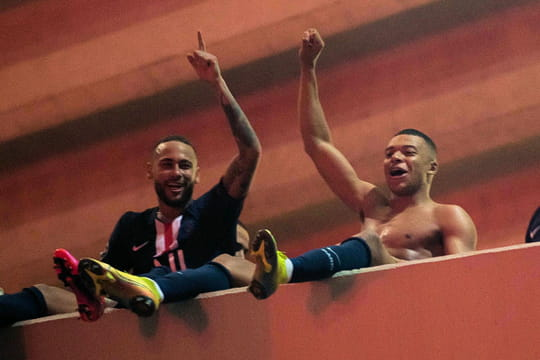 Foot. PSG - Dortmund: Neymar du rire aux larmes, le résumé du match