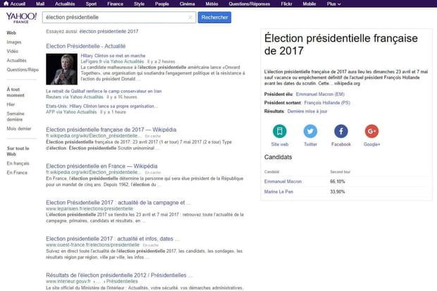 Yahoo n'est pas qu'un portail Web