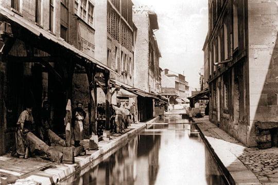 Tanneries La Bievre Paris