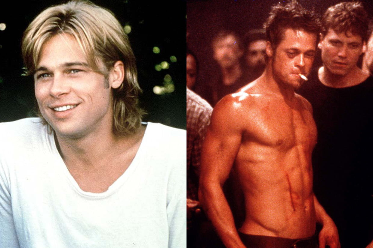 screenheaven brad pitt fight - photo #18