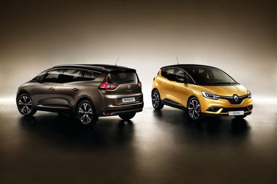 Renault Grand Scénic : les premières photos et infos sur la version 5 et 7 places du Scénic 4