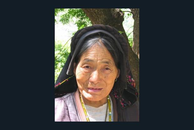 Portraits du Sichuan