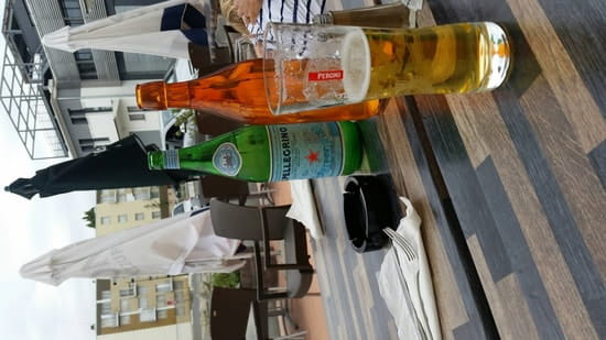 Restaurant : Fellini  - Terrasse -