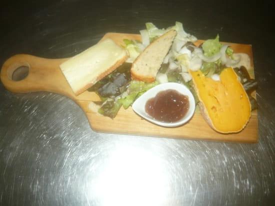 La Chicoree  - assiette 3 fromages -