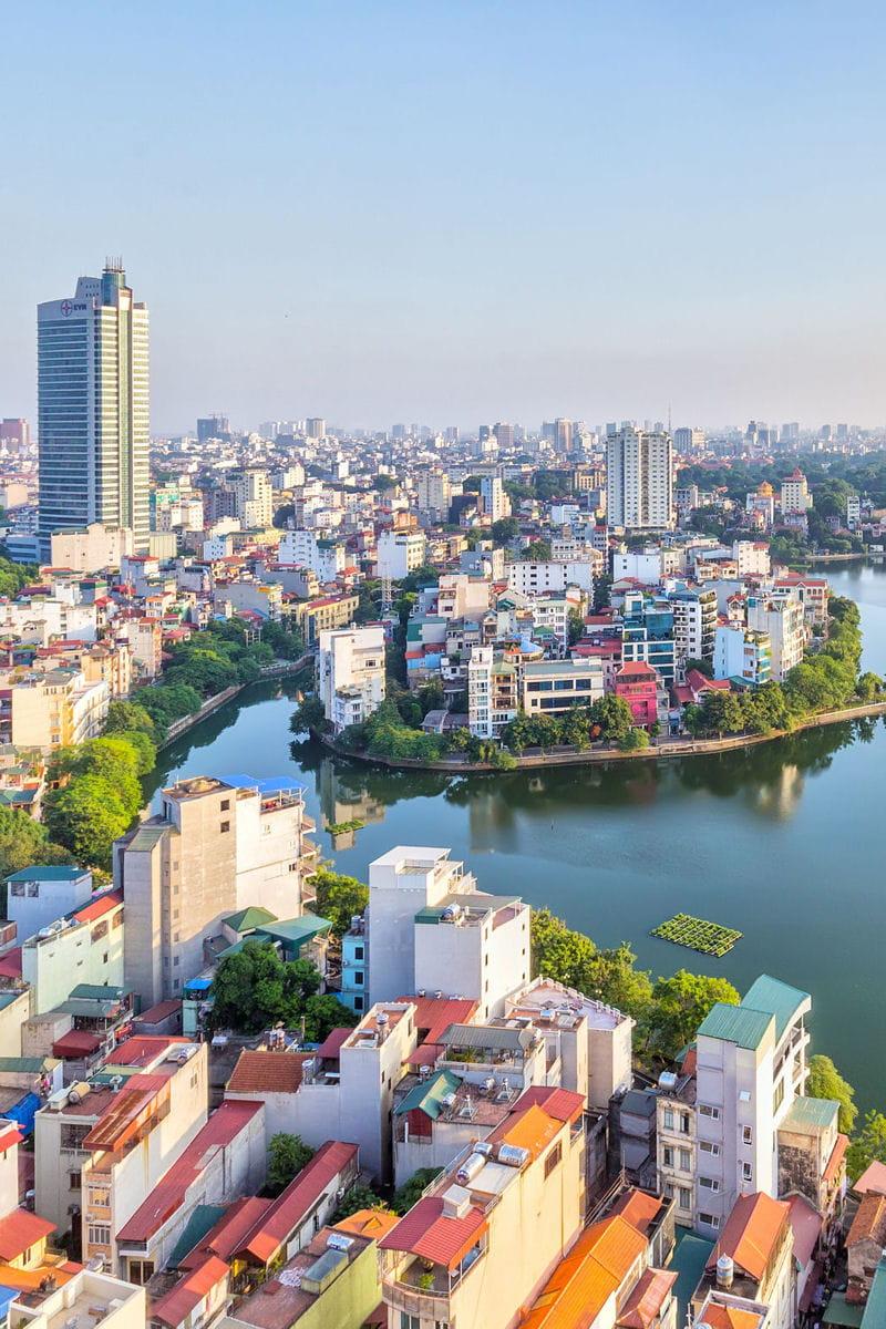 capitale du vietnam