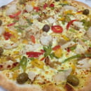 Plat : Le Marsala Bar Resto Pizza  - Pizza spicy poulet au curry -