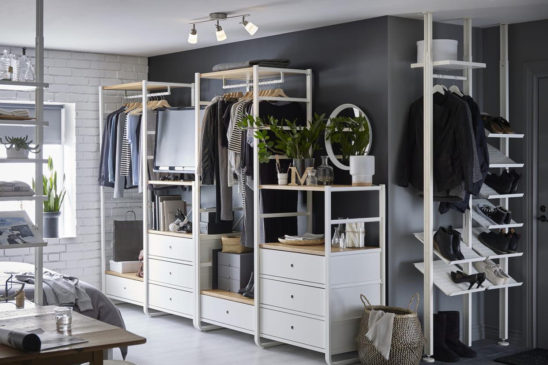 Porte Cuisine Sur Mesure Ikea dressing : conseils pour le choisir sur mesure et pas cher