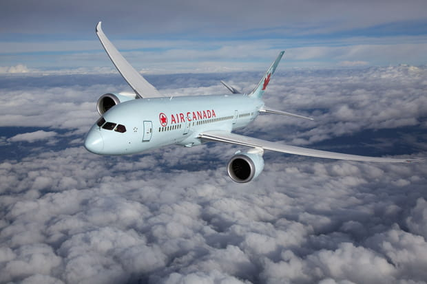N°7ex-aequo:Air Canada