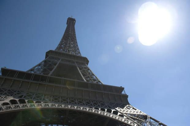Tour Eiffel : découvrez le nouveau visage du premier étage !