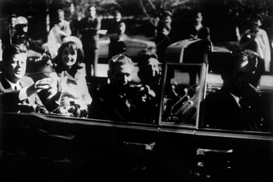 Assassinat John Fitzgerald Kennedy