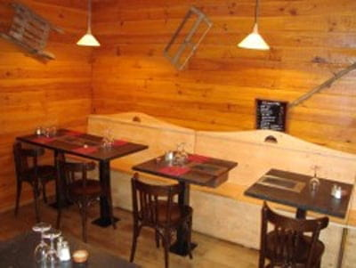 Les Fondus de la Raclette  - intérieur -