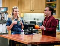The Big Bang Theory : Un Halloween sous tension