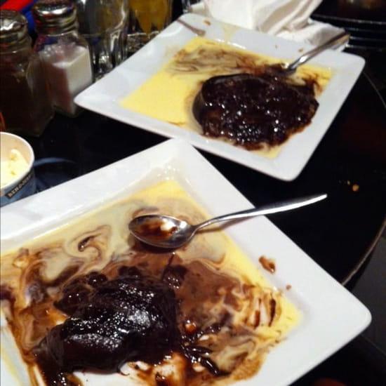 Dessert : Indiana café