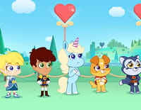 Magiki : La course des princesses