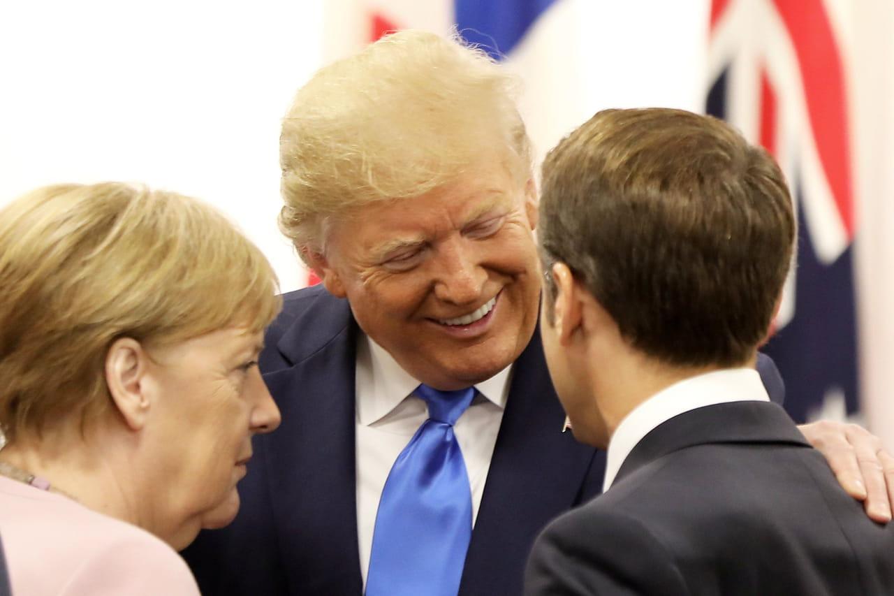 G7à Biarritz: Macron chahuté par Trump? [Programme, enjeux, infos]
