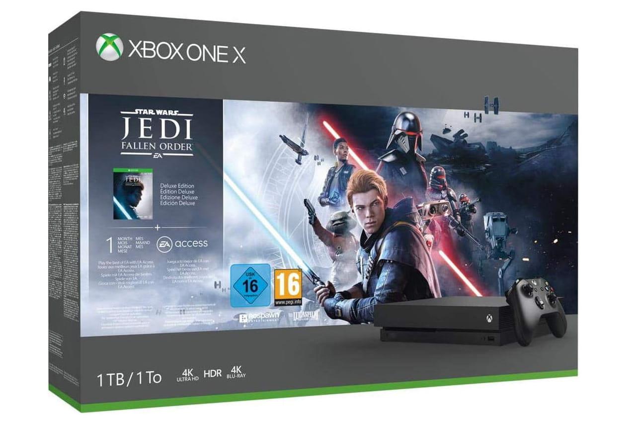 Cyber Monday Xbox One X et S: les packs qui restent en promo après le Black Friday