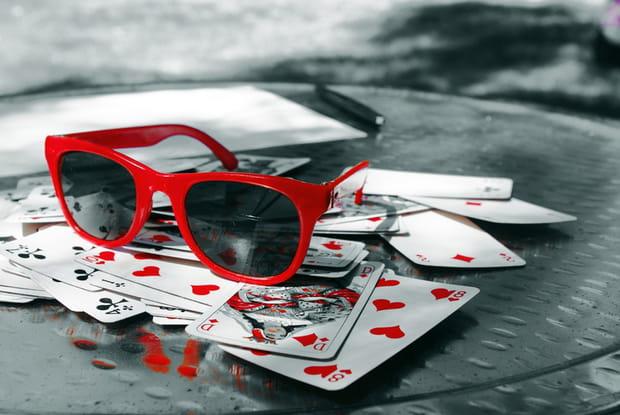 Les cartes sont jouées