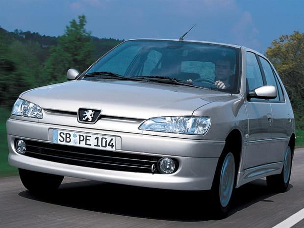 Numéro 21 : Peugeot 306