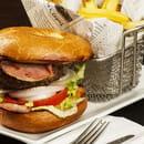 L'Entrée Principale  - Bacon Burger -