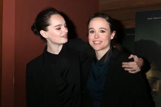 Ellen Page: elle pose seins nus avec Emma Portner pour le mois des fiertés