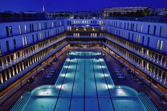 Les 20 plus belles piscines de Paris