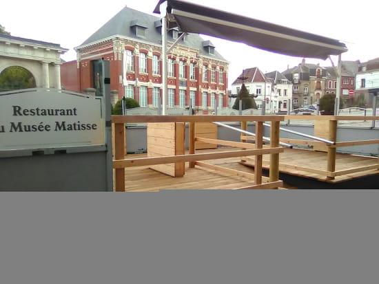 Restaurant du Musée Matisse  - terrasse avant -   © moi meme