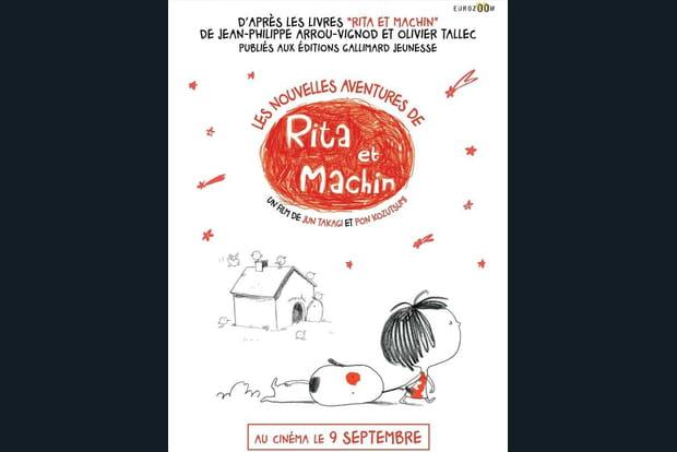 Les Nouvelles Aventures de Rita et Machin - Photo 1