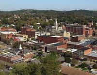 Décollage pour l'Amérique : Les petites villes