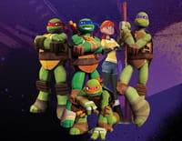 Les Tortues Ninja : Sur la piste des tortues