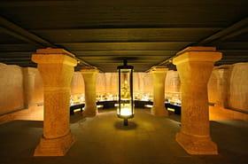 Le trésor des cryptes de la cathédrale Saint-Pierre